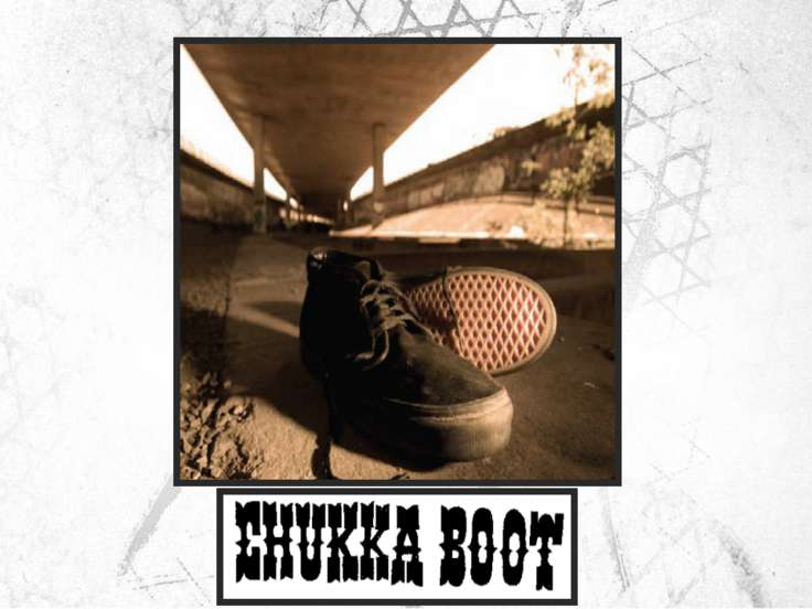 Style #49 - Chukka aka desert boot Introduced in 1967/68