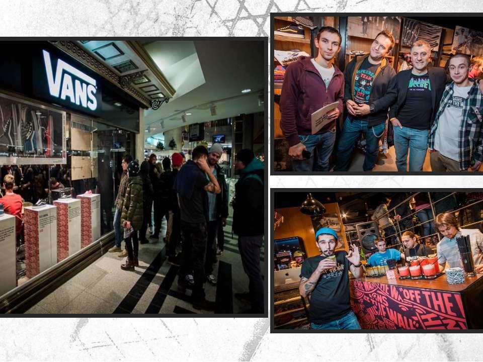 17 ноября 2012 года, Охотный Ряд Открытие первого концептуального магазина в ...