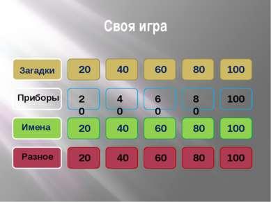 Приборы 20 Этот прибор необходим для проведения многих спортивных соревновани...