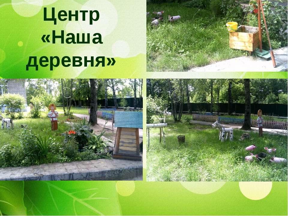 Центр «Наша деревня»