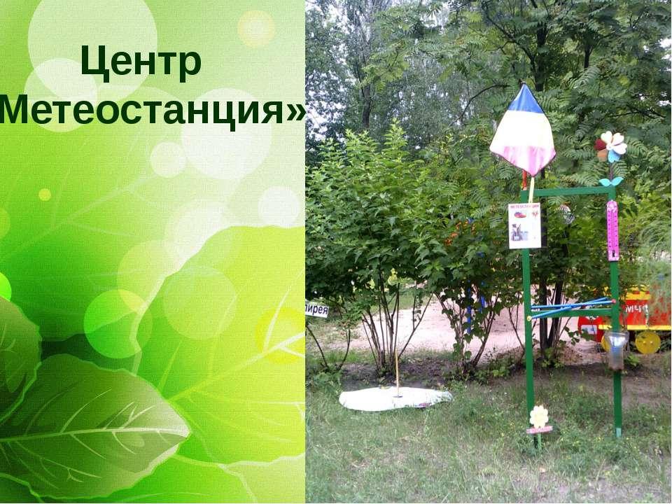 Центр «Метеостанция»