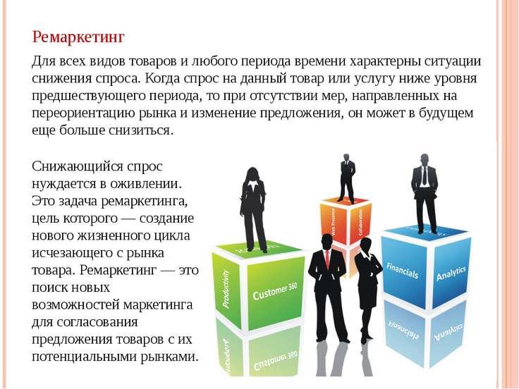Ремаркетинг Для всех видов товаров и любого периода времени характерны ситуац...