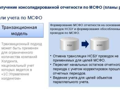 Транзакционный подход может быть применен для ограниченного количества компан...
