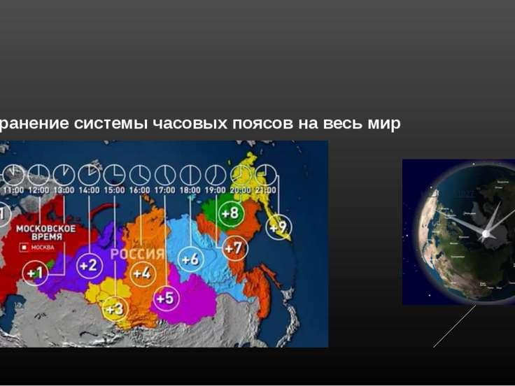Распространение системы часовых поясов на весь мир HD 1024×819 1000×562 HD 11...