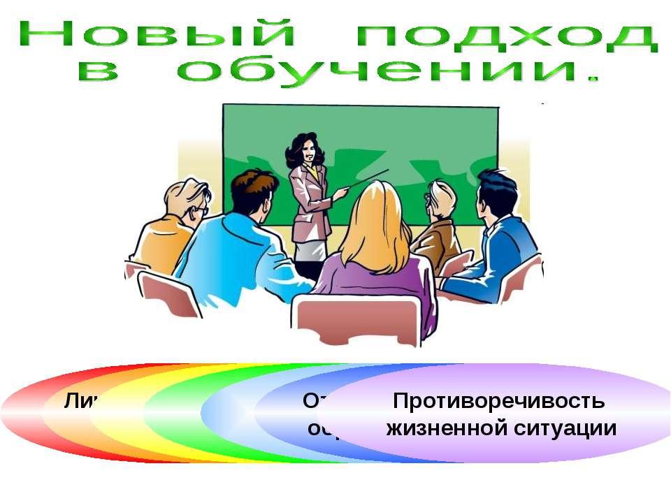 Демократизация общества Личностно-ориентированное образование Доступность зна...
