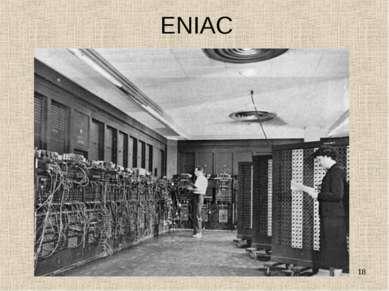 ENIAC *