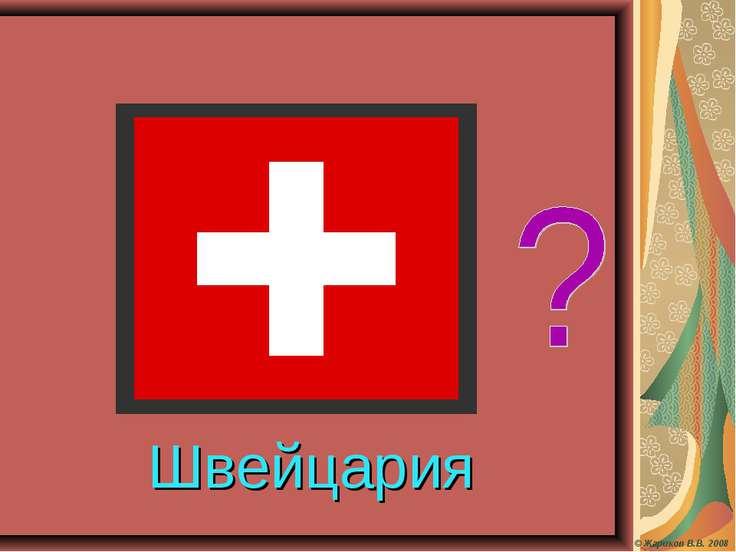 Швейцария © Жариков В.В. 2008