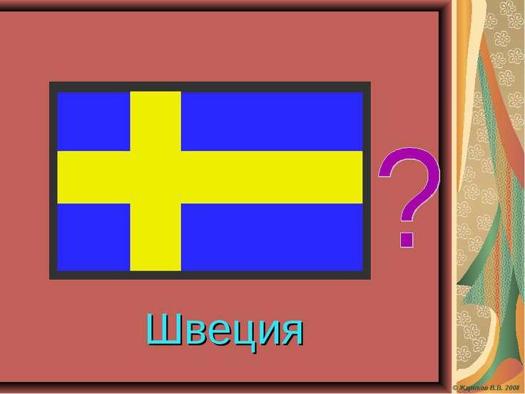 Швеция © Жариков В.В. 2008