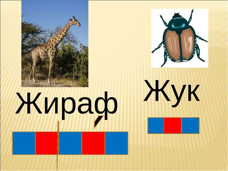 Жук Жираф