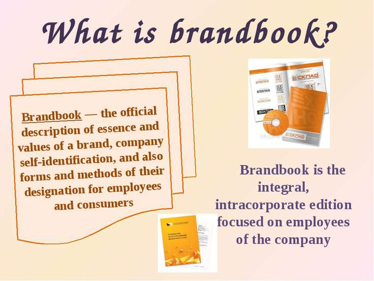What is brandbook? Brandbook is the integral, intracorporate edition focused ...