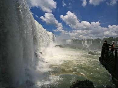 Внутренние воды Южной Америки «Климат – отец вод» В. И.Вернадский 1. Как клим...