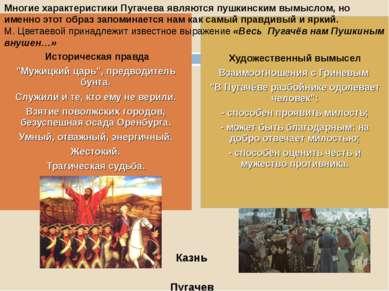 """Историческая правда """"Мужицкий царь"""", предводитель бунта. Служили и те, кто ем..."""