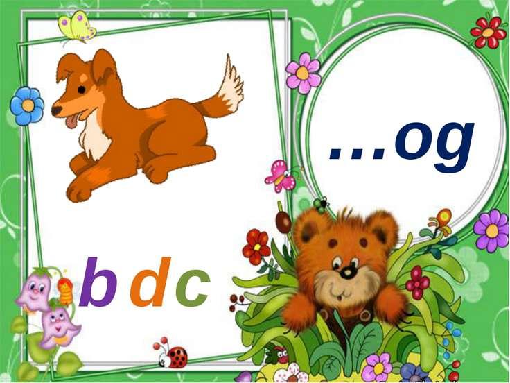 …og b d c