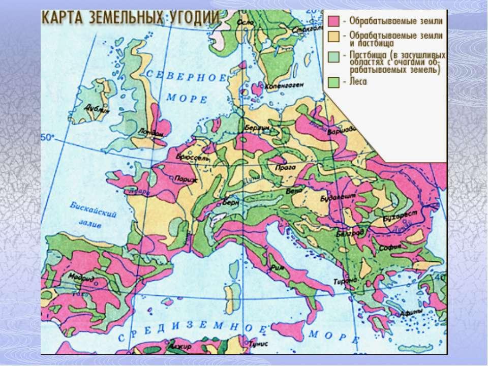 Североевропейский тип сельского хозяйства распространен в Скандинавии, Финлян...