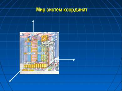 Мир систем координат