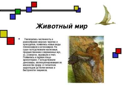Животный мир  Увеличились численность и разнообразие морских черепах и кроко...