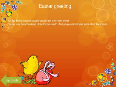 Easter Bunny The Easter bunny is an imaginary rabbit. Parents tell their chil...