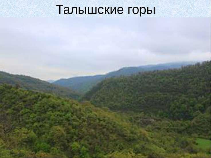 Талышские горы