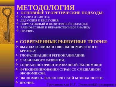 МЕТОДОЛОГИЯ ОСНОВНЫЕ ТЕОРЕТИЧЕСКИЕ ПОДХОДЫ: АНАЛИЗ И СИНТЕЗ; ДЕДУКЦИЯ И ИНДУК...