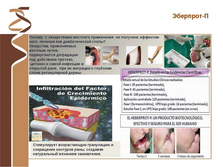 Почему с лекарствами местного применения не получено эффектив-ного лечения яз...