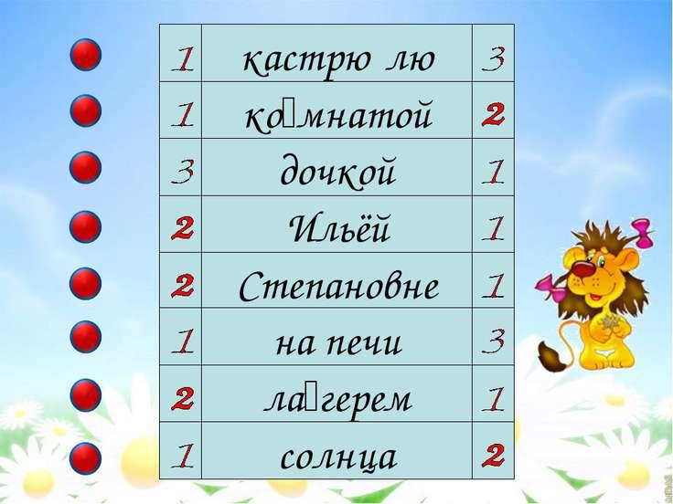 кастрю лю ко мнатой дочкой Ильёй Степановне на печи ла герем солнца