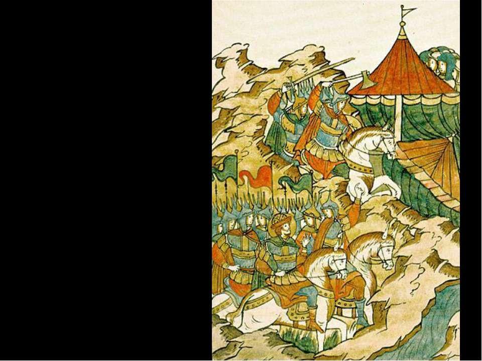 Новгородец Савва – подрубил шведский шатер