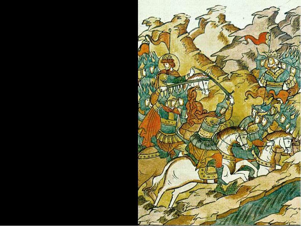 Яков Полочанин – Личный телохранитель, прикрывал спину Александра, с мечом бр...