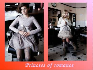 Princess of romance
