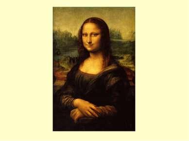 Леонардо да Винчи, художник