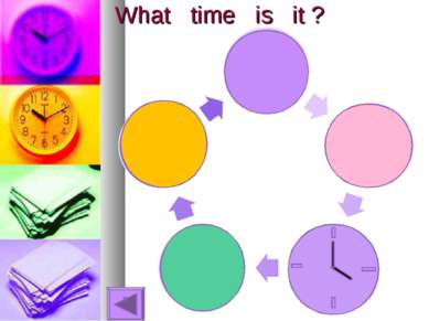What time is it ?