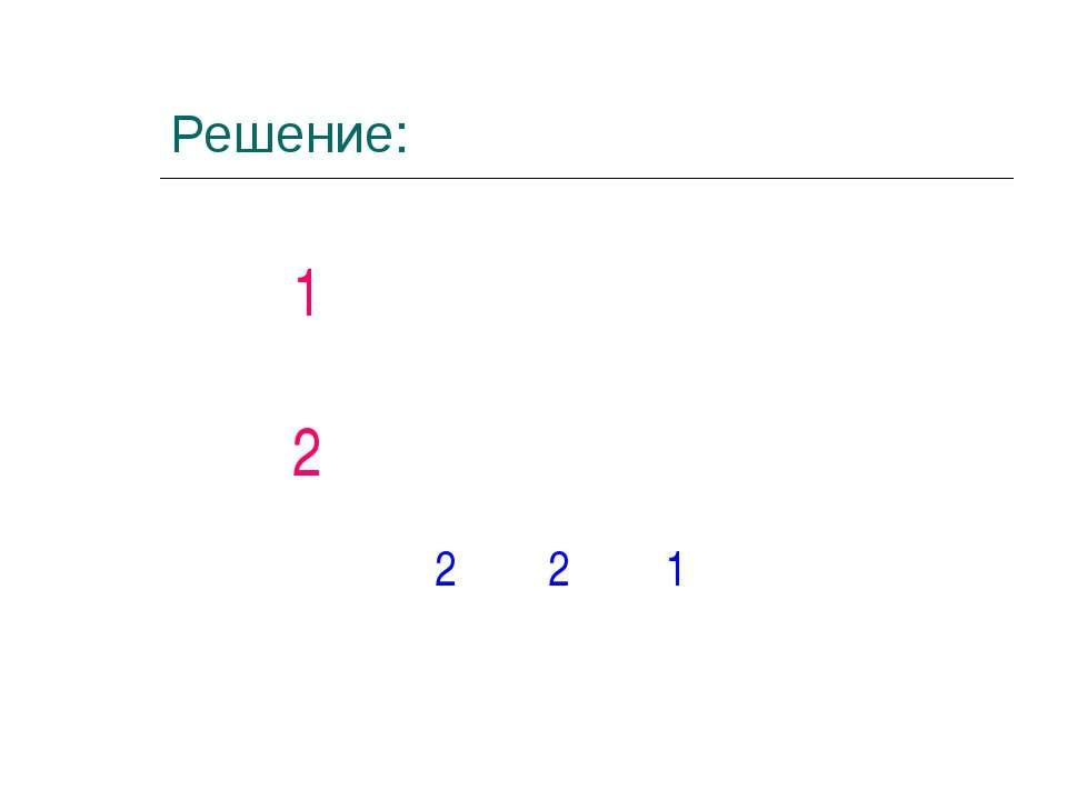 2011 г. © Bolgova N.A. Решение: Окно 1 1 1 1 5 Окно 2 2 3 4 4 команда 2 2 1 ©...