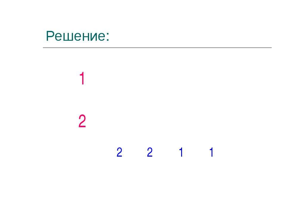 2011 г. © Bolgova N.A. Решение: Окно 1 1 1 1 5 9 Окно 2 2 3 4 4 4 команда 2 2...