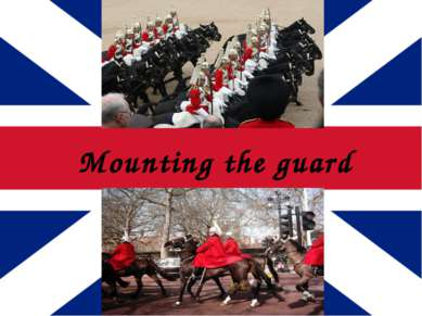 Mounting the guard