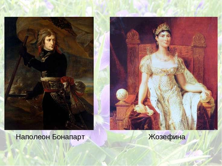 Наполеон Бонапарт Жозефина