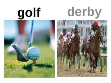 golf derby