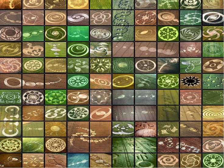 Круги на полях — термин, обозначающий рисунки в виде колец, кругов и других у...