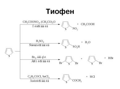 Тиофен