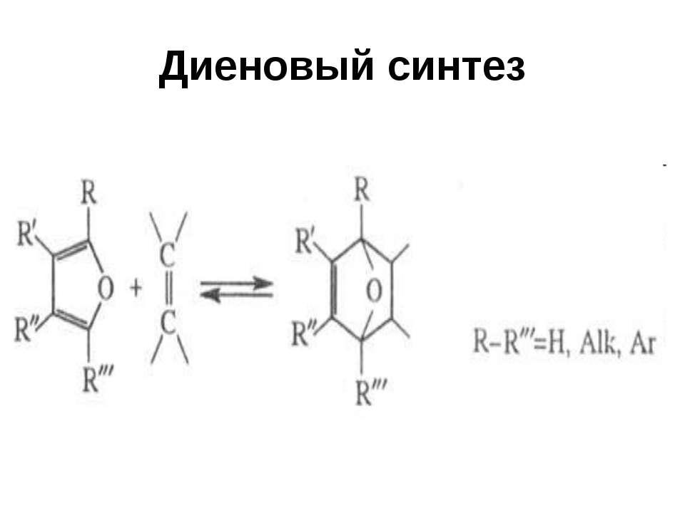 Диеновый синтез