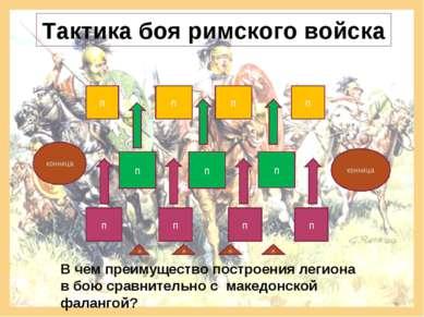 п п п п п п п п п п п конница конница л л л л В чем преимущество построения л...