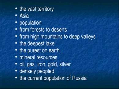the vast territory Asia population from forests to deserts from high mountain...