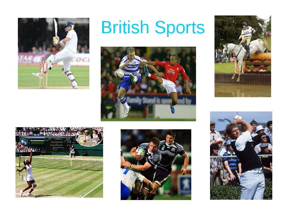 British Sports