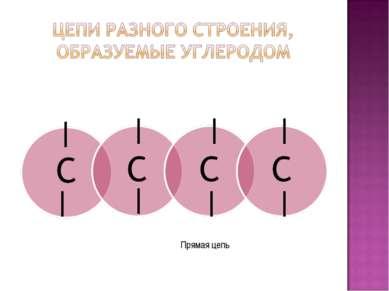 ― ― ― ― ― І І І І І І І І Прямая цепь