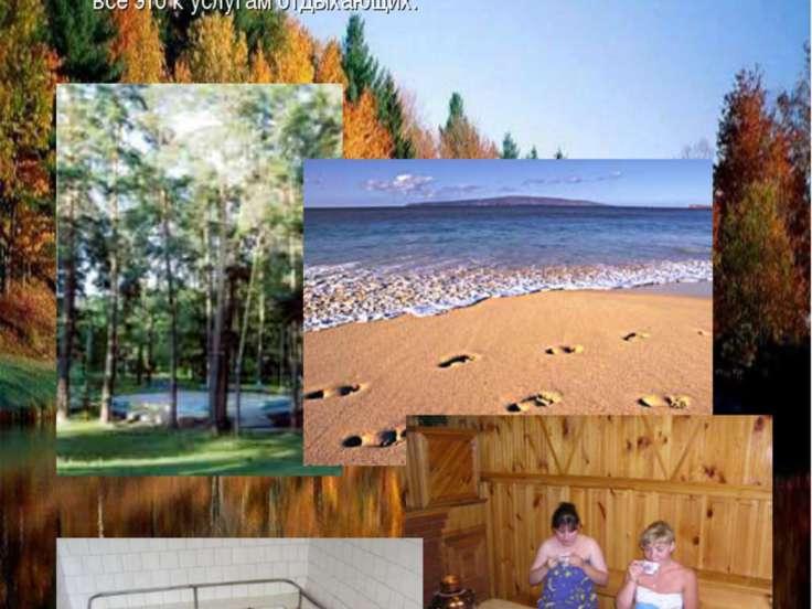 Лес, Волга, сауна с бассейном, заполненным минеральной водой, бар, бильярдная...