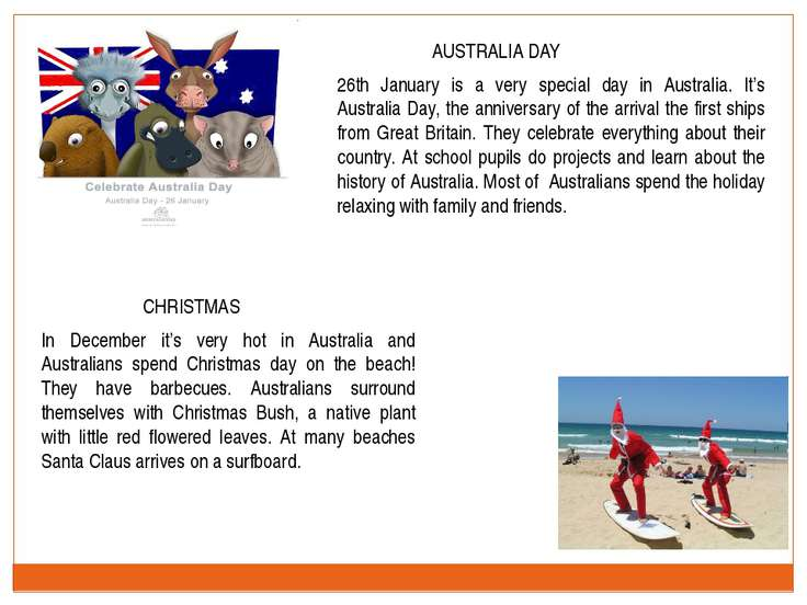 26th January is a very special day in Australia. It's Australia Day, the anni...