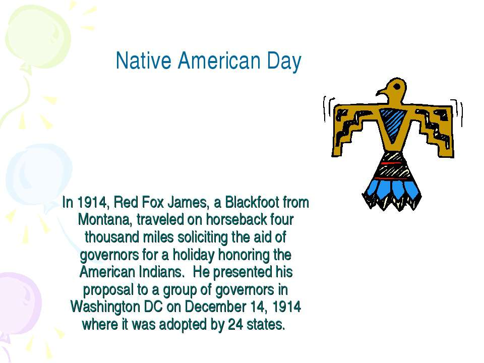 In 1914, Red Fox James, a Blackfoot from Montana, traveled on horseback four ...