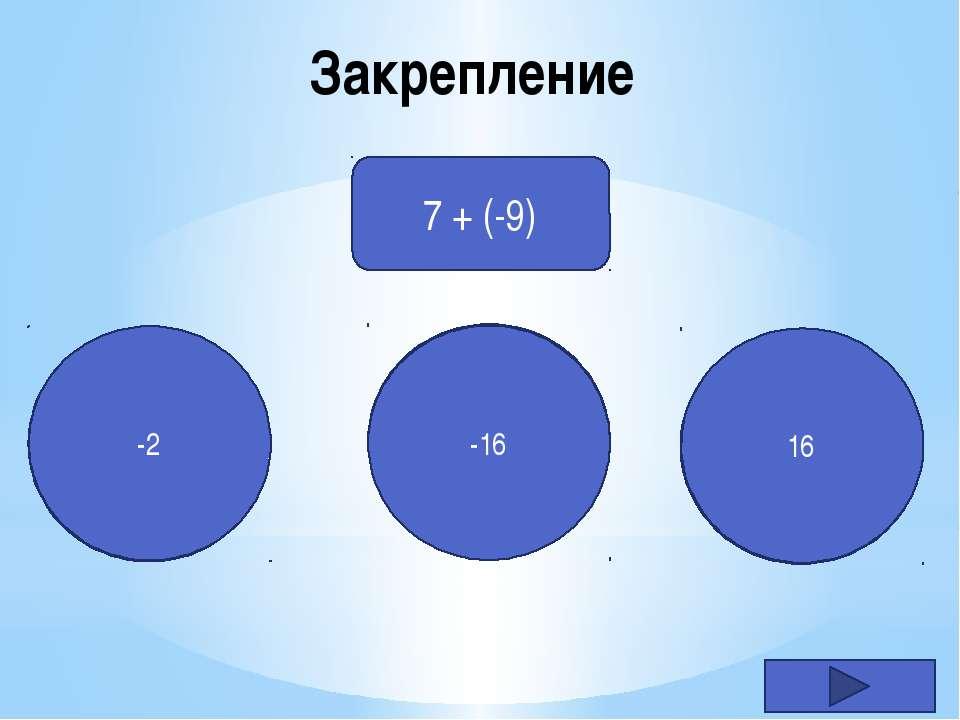 Использованные материалы Виленкин, Н. Я. Математика: [Текст] Учеб. для 6 кл. ...