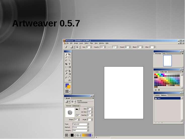 Artweaver 0.5.7