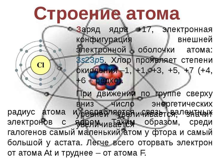 История открытия Первым из галогенов был открыт хлор (К. Шееле, 1774 год). По...