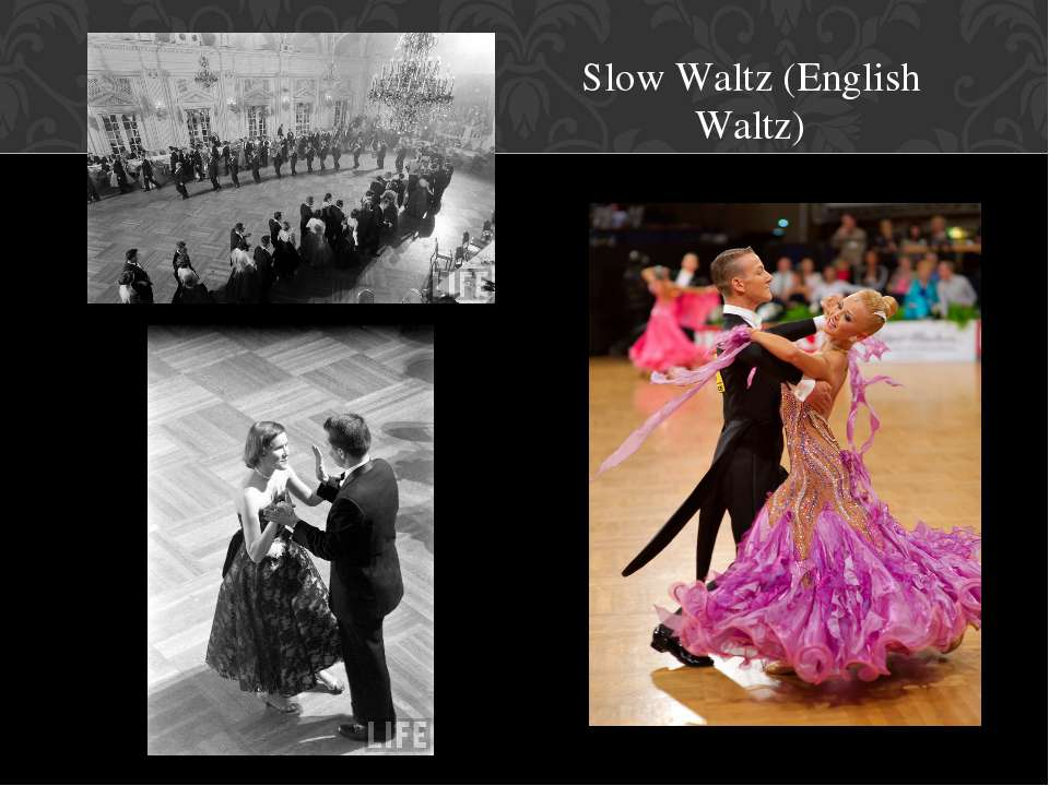 Slow Waltz (English Waltz)