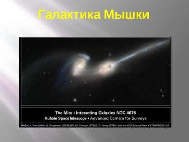 Галактика Мышки
